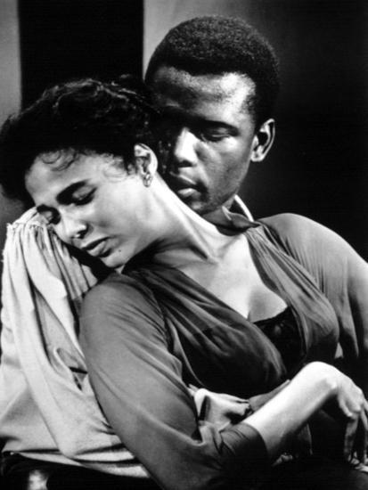 Porgy And Bess, Sidney Poitier, Dorothy Dandridge, 1959--Photo