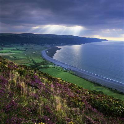 Porlock Bay, Porlock, Somerset, England, United Kingdom, Europe-Stuart Black-Photographic Print