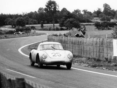 Porsche 550A Rs Coupe, Le Mans 24 Hours, France, 1956--Photographic Print
