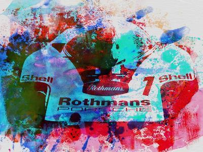 Porsche 917 Rothmans 2-NaxArt-Art Print