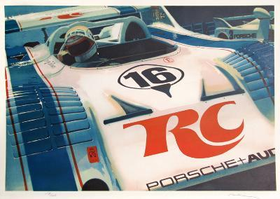 Porsche-Ron Kleemann-Limited Edition
