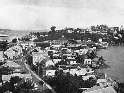 Port Antonio, Jamaica, C1905-Adolphe & Son Duperly-Giclee Print