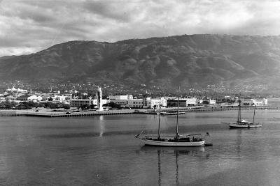 Port-Au-Prince Waterfront, 1954--Photographic Print