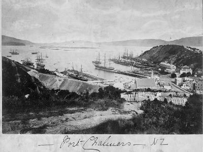 Port Chalmers--Photographic Print
