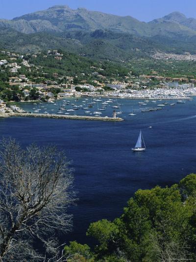 Port d'Andtrax, Mallorca, Balearic Islands, Spain-Christian Kober-Photographic Print