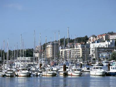 Port De Plaisance, Boulogne, France-Peter Thompson-Photographic Print
