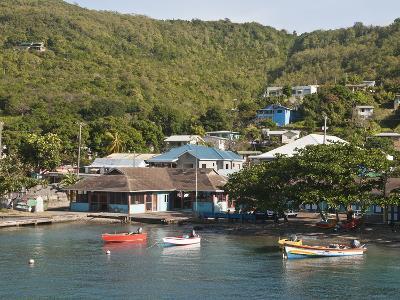 Port Elizabeth, Bequia, St. Vincent and the Grenadines, Windward Islands, West Indies, Caribbean-Michael DeFreitas-Photographic Print