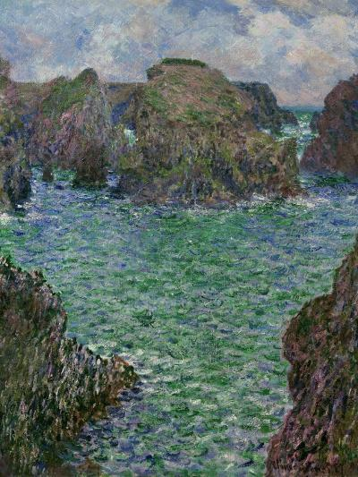 Port-Goulphar, 1887-Claude Monet-Giclee Print