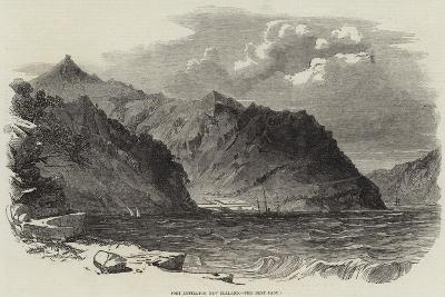 Port Lyttelton, New Zealand--Giclee Print