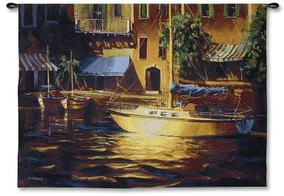 Port of Call-Michael O'Toole-Wall Tapestry