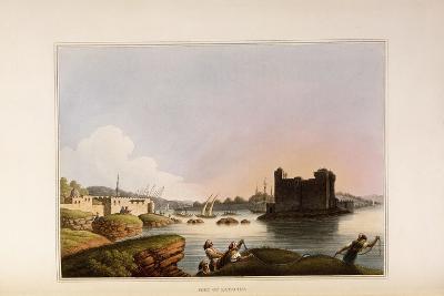 Port of Latachia, 1810-Luigi Mayer-Giclee Print