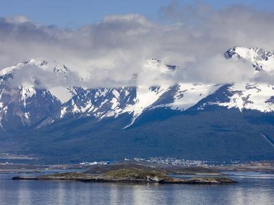 Port of Ushuaia, Tierra Del Fuego, Patagonia, Argentina, South America-Richard Cummins-Photographic Print