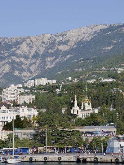 Port of Yalta, Yalta, Ukraine-Cindy Miller Hopkins-Photographic Print