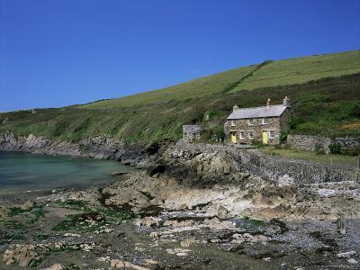 Port Quin, Near Polzeath, Cornwall, England, United Kingdom-Lee Frost-Photographic Print