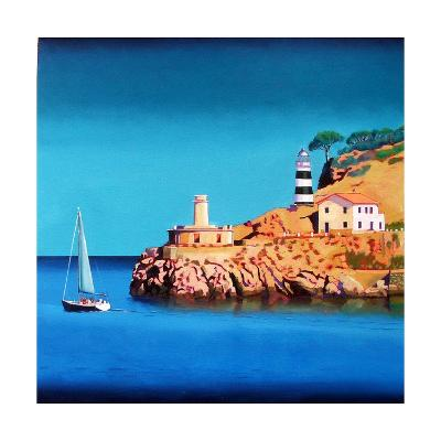 Port Soller 2-Paul Powis-Giclee Print