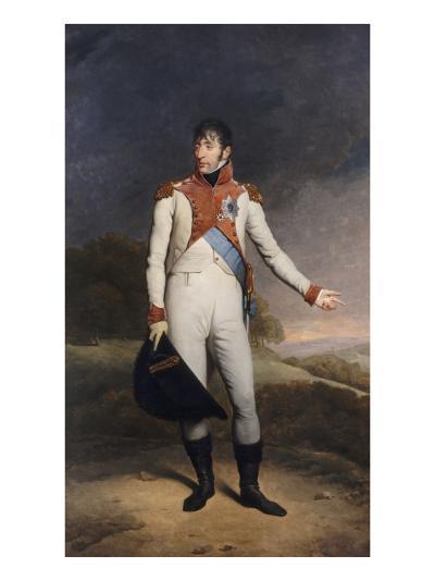 Portait de Louis Bonaparte, roi de Hollande-Charles Howard Hodges-Giclee Print