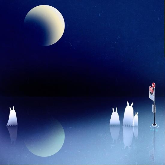 Portal, 2013-Yoyo Zhao-Giclee Print