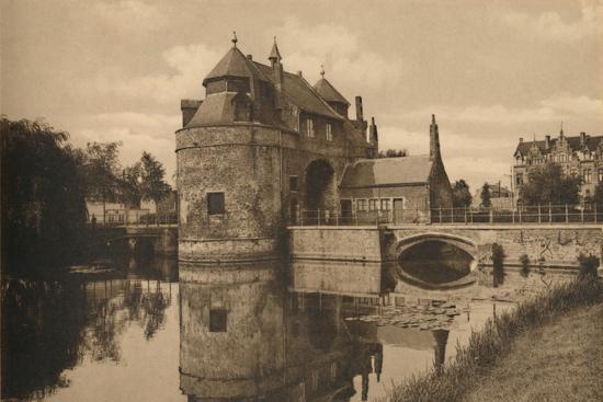 'Porte d'Ostende', c1928-Unknown-Photographic Print