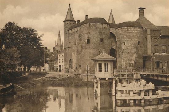 'Porte de Gand', c1928-Unknown-Photographic Print