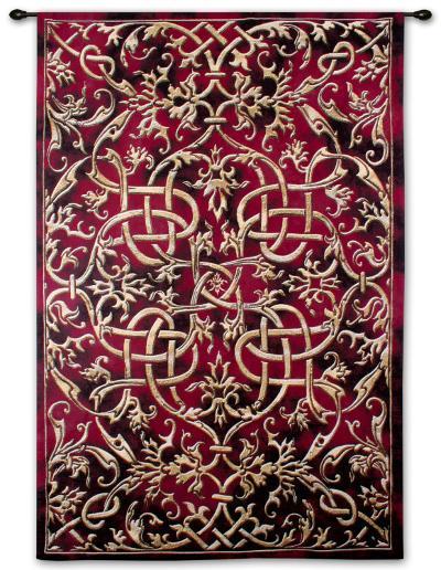 Porte Sienne--Wall Tapestry