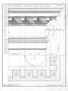 The Turnick Entablature by Porter Design