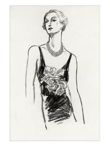 Vogue - December 1934 by Porter Woodruff