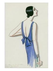 Vogue - July 1931 by Porter Woodruff