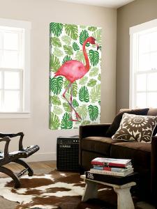 Tropical Flamingo I by Portfolio