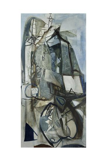 Porthleven-Peter Lanyon-Giclee Print
