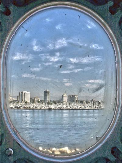 Porthole Views-Toula Mavridou-Messer-Giclee Print