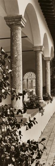 Portico, Toscana-Alan Blaustein-Photographic Print