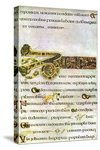 Portion of the Argument to the Gospel of St John, 800 Ad
