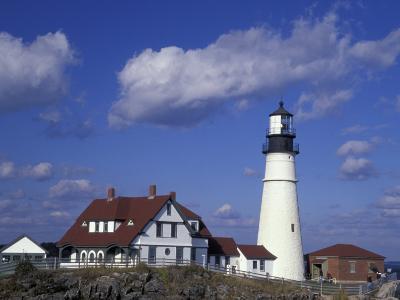 Portland Head Lighthouse, Portland, Maine-Darrell Gulin-Photographic Print