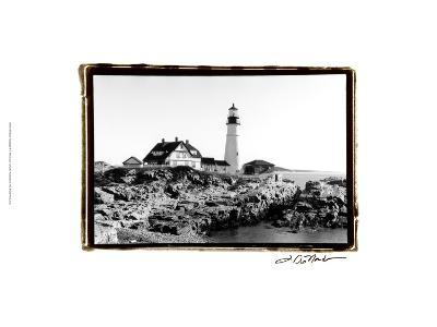 Portland Headlight II-Laura Denardo-Art Print