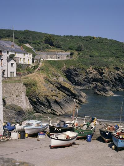 Portloe, Cornwall, England, United Kingdom-Philip Craven-Photographic Print