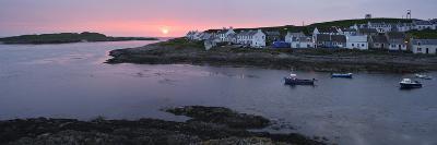 Portnahaven, Islay, Argyll and Bute, Scotland-Peter Thompson-Giclee Print