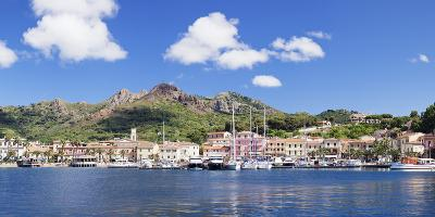 Porto Azzuro, Island of Elba, Livorno Province, Tuscany, Italy-Markus Lange-Photographic Print