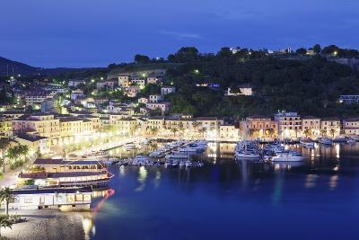 Porto Azzurro, Island of Elba, Livorno Province, Tuscany, Italy-Markus Lange-Photographic Print