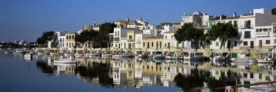 Porto Colom Harbour, Majorca, Spain-John Miller-Photographic Print