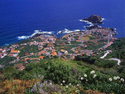 Porto Moniz, Madeira, Portugal-Hans Peter Merten-Photographic Print