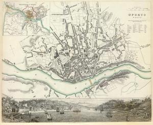 Porto, Portugal, c.1833