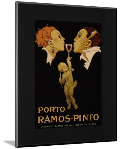 Porto Ramos Pinto--Mounted Print