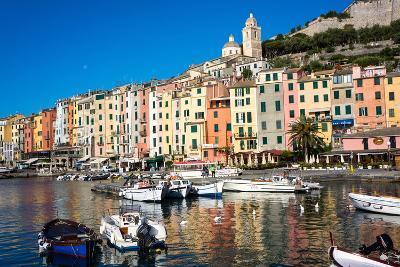 Porto Venere, Cinque Terre, UNESCO World Heritage Site, Liguria, Italy, Europe-Peter Groenendijk-Photographic Print