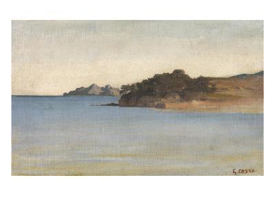 Portofino, c.1858-Giovanni Costa-Giclee Print
