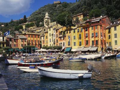 Portofino, Genoa, Italy-Ken Gillham-Photographic Print