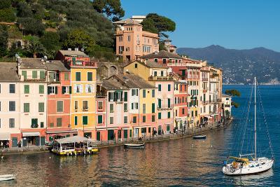Portofino, Genova (Genoa), Liguria, Italy, Europe-Carlo Morucchio-Photographic Print