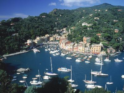 Portofino, Italy-Lonnie Duka-Photographic Print