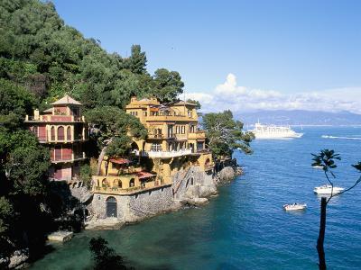 Portofino, Liguria, Italy, Mediterranean-Oliviero Olivieri-Photographic Print