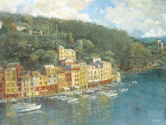 Portofino-Longo-Giclee Print