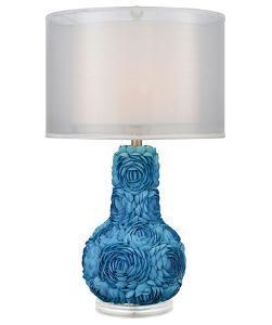 Portonovo Table Lamp - Blue